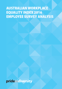 2016 AWEI Survey Report